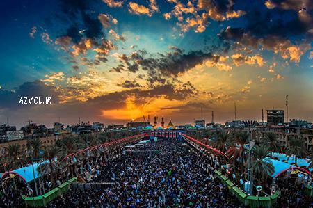 محمدباقر منصوری - ای حرمینه ناز ادن